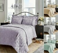 Luxurious Savoy Jacquard Duvet Cover Sets Bedding Sets Or Bed Spreads All Sizes