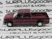 Racing Champions 1:60 LOOSE Collectible Red 1999 CHEVROLET SILVERADO 1500 Pickup