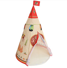 Children's Teepee Indian Play Tent Kids Fun Indoor Cubby House Fun Theme