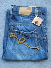Roca Wear Splinter Jean Jeans Baggy blau W33