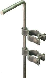 """Chain Link Fence Drop Rod/ Cane Bolt for 1 3/8"""" frames and 36"""" long"""