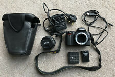 Nikon D40 Digital Slr Camera with 18-55mm Lens and full kit & box great condtion