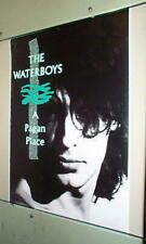 The Waterboys A Pagan Place Vintage poster Last One