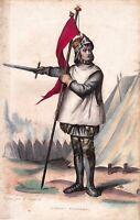 Robert Guiscard de Hauteville Roberto d'Altavilla Duc d'Apulie Calabre Sicile