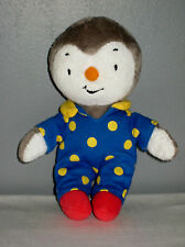 Peluche Doudou  - T'CHOUPI en Pyjama : Haut: 19  cm