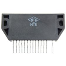 Nte Electronics Nte7033 Module Switching Regulator Power Supply 5-Lead Sip