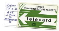 Telefonkarte - Zypern - CYP-M-13  - GPT - 5 Pound