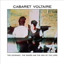 CABARET VOLTAIRE-the covenant sword and arm of lord-2013 REMASTERED CD-LIKE NEW!