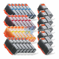 30+ PACK PGI-225 CLI-226 Ink for Canon Printer PIXMA iX6520 MG6120 MG8120 *6PGI