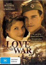 In Love And War (DVD, 2007) Region 4