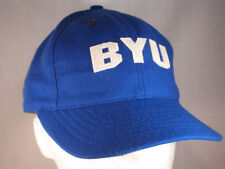 BYU COUGARS - NEW SPORTS HAT -  NCAA LICENSED WOOL BLEND THROWBACK MADE IN USA