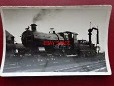 PHOTO  GWR CITY CLASS LOCO NO 3440 CITY OF TRURO AT READING SHEDS 5/58