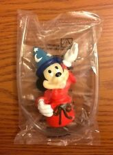 Disney Sorcerer Mickey Bottle Contour Capper with Straw New in Package