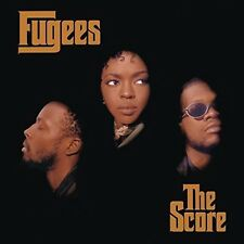 Fugees - The Score - New Double Vinyl LP + MP3