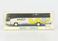 RIETZE 1:87 Setra Reisebus Wriedt-Reisen, OVP, top!