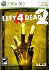 Left 4 Dead 2 [Xbox 360, Valve, FPS Multiplayer Co-op Zombie Survival] NEW