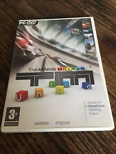 Track Mania United PC Game Windows XP Etc PC3