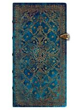 """Paperblanks Journal Equinoxe """"Azure"""" LINED Slim 3½x7 Book Writing New"""