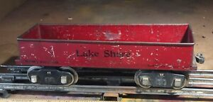 lionel prewar standard gauge Gondola