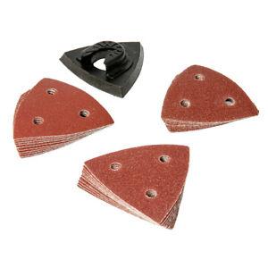 Multi Tool Sanding set 31pcs with Delta Pad for Dewalt Makita etc