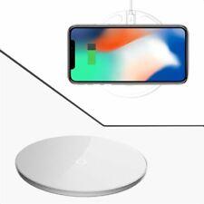 Dockingstationen Ladestation Qi Charger Wireless Induktive Apple Samsung Huawei