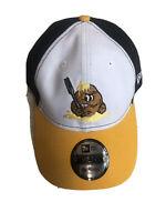 NEW ERA SYRACUSE CHIEFS SALT POTATOES ADJUSTABLE STRAPBACK HAT CAP NEW W/TAGS