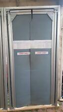 Warehouse internal PVC double swing door  2400 Series