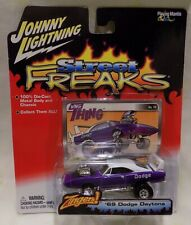 2004 Johnny Lightning Zingers #13 Purple Wing Thing '69 Dodge Daytona Charger