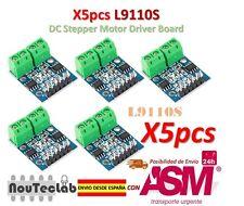 5pcs L9110S H-bridge Dual DC Stepper Motor Driver Controller Board Module L9110