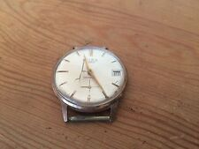 Used - Reloj Watch Vintage TITAN - Steel case - 17 Rubis - 34mm