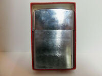 Vintage Big Daddy Giant Jumbo Cigarette Silver Chrome Lighter 4.5x3