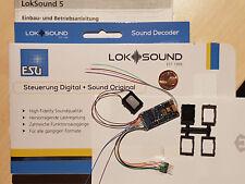 ESU LokSound V4.0 Decoder (54400)