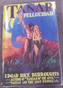 TANAR OF PELLUCIDAR Edgar Rice Burroughs 1st EDITION 1st printing METROPOLITAN