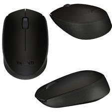 MOUSE LOGITECH B170 Wireless Wifi Black Nero 910-004798