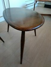 Ercol Nest Of Two Pebble Tables