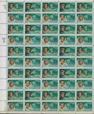 Scott # 2386-2389 - Antarctic Explorers - Sheet of 50 - Mint Never Hinged