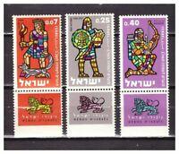 S30037) Israel MNH 1961 New Year 3v