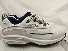 Footjoy Junior Golf Shoe Style 45046 White Sport New Size 2