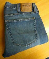 Vintage - Levis Signature Jeans - W38 L30 - Regular Superior Fit Comfort & Style