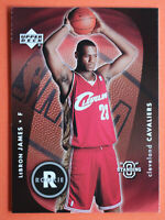 Lebron James 2003 UD Standing O Ovation Rookie RC # 85 Lakers Heat Cavs MVP HOF