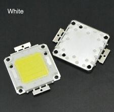 10W 20W 30W 50W 70W 100W LED Chip 12V 36V HighPower Lamp Light COB SMD Bulb DIY