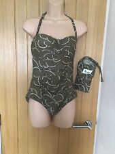Swimming Costume Size 12 Bowden With Bag