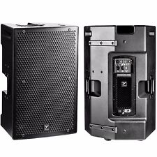 YORKVILLE PS15P Active 4400w Total Peak Lightweight PA System Speaker Pair