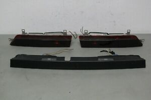 2002-2005 BMW 745i 760i E65 ALL TAIL LIGHT LID MOUNTED INNER TAILLIGHT USED OEM