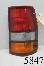 1992 1999 Isuzu Trooper LH Tail Light Right Driver OEM 92 93 94 95 96 97 98