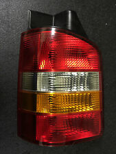 VW TRANSPORTER T5 2008 REAR LIGHT - PASSENGER / LHD SIDE - VERY GOOD CONDITION