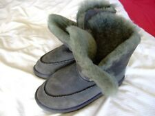 Emu Sheepskin Boots, Green, Size 4 UK, Very Cosy, Unused, Top Quality