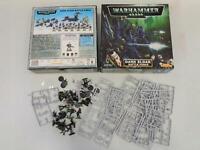 Warhammer 40k Dark Eldar set of miniatures and parts OOP