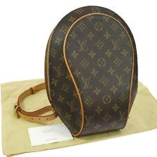 Auth LOUIS VUITTON Ellipse Sac A Dos Backpack Monogram M51125 EXCELLENT NR10541