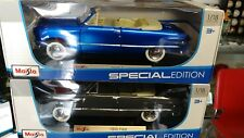Maisto Special Edition 1949 Ford 2 cars 1.18